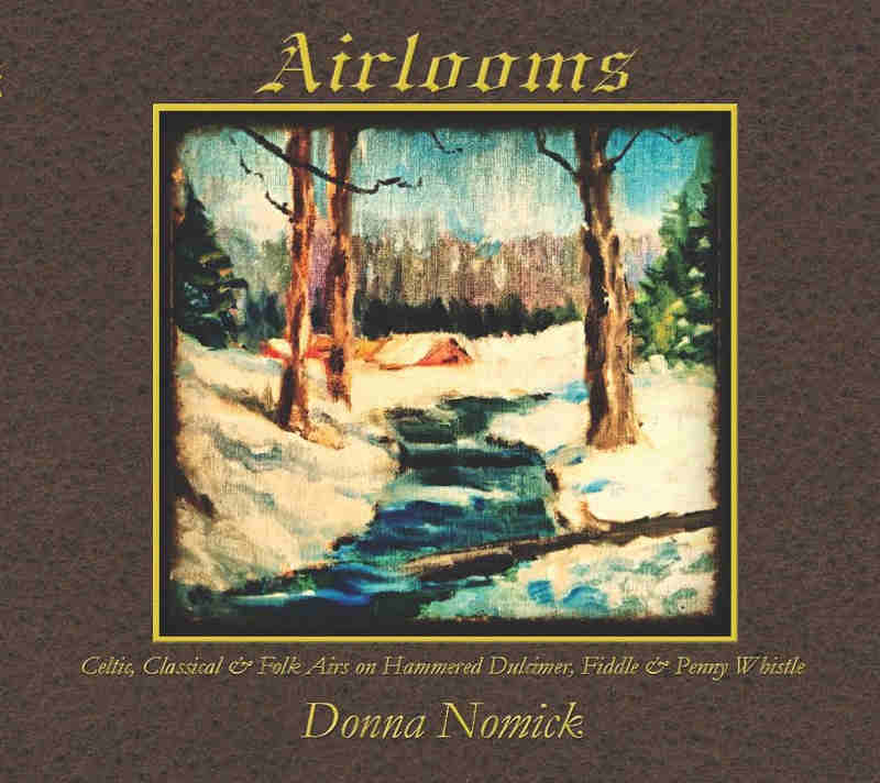 Donna Nomick: Airlooms